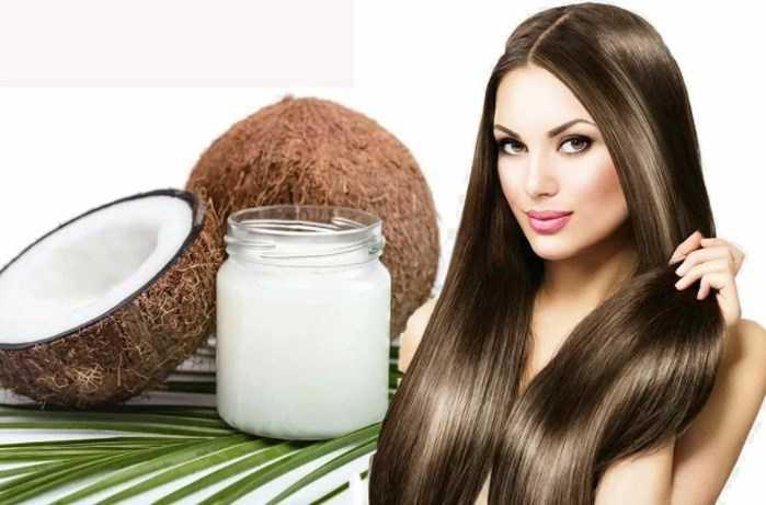 Эффект от применения кокосового масла