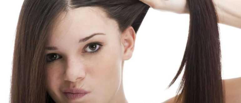 Эффективные маски для жирных волос