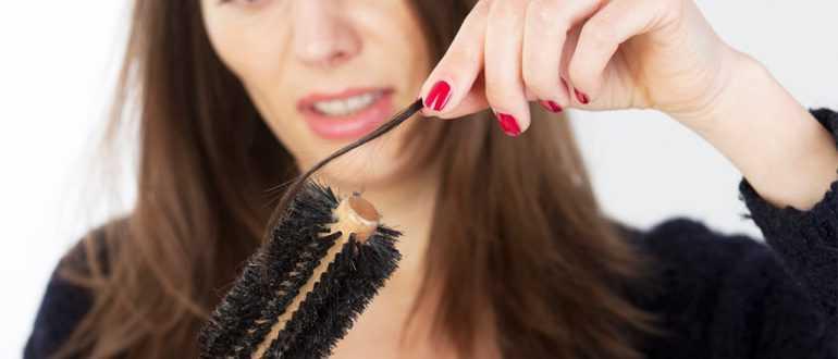 Хна от выпадения волос