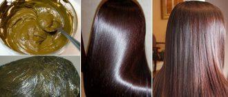 использования бесцветной хны для роста и укрепления волос