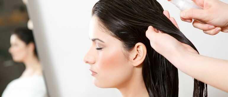 Маска для волос жирных у корней и сухих на кончиках