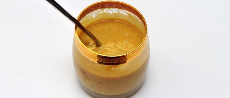Маска с горчицей и репейным маслом для роста волос