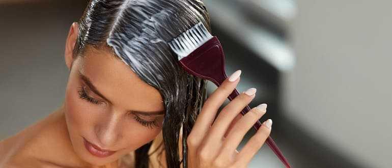 Рецепты безопасного окрашивания волос с эфирными маслами
