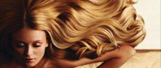 Увеличение объема волос с помощью шампуня