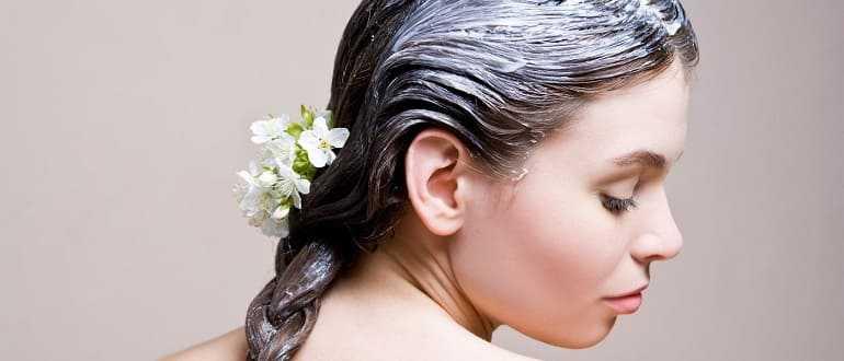 Вазелиновое масло для волос